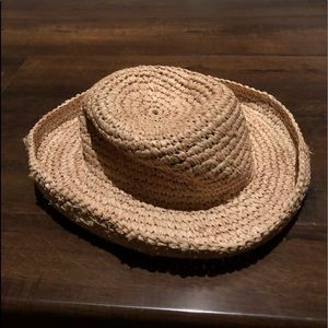 Smith and Hawkin straw hat
